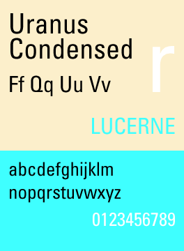 Uranus Condensed Picture
